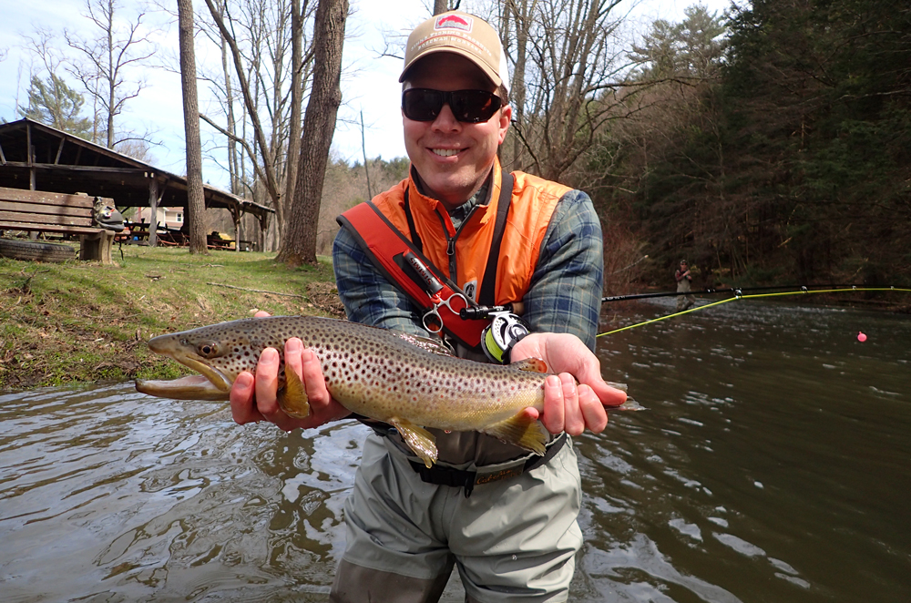 Fly Fishing Tips: Nymph Methodically