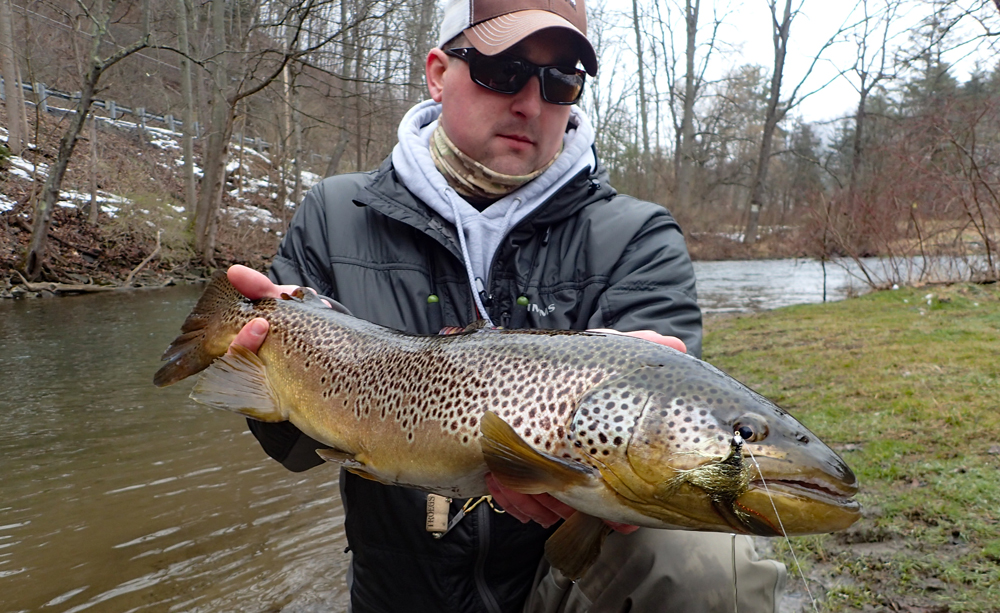 Fly Fishing Tips: When to Fish Streamers
