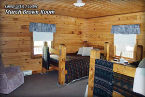 Little J Lodge Bedroom