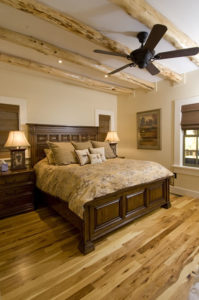 Family Lodge Master Bedroom