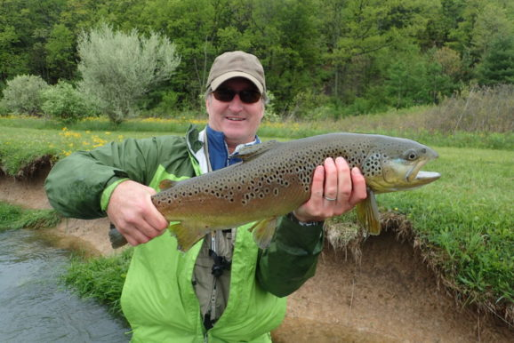 A Wet Spring & Great Start to Summer Fishing