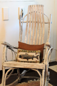Bark House Chair