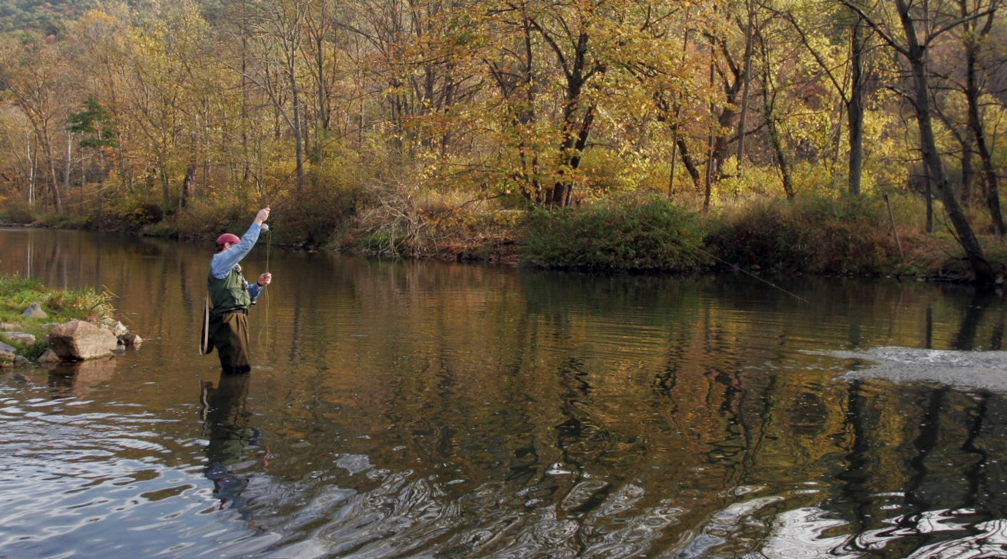 Fly Fishing Tips: Approaching Fish in Low Water