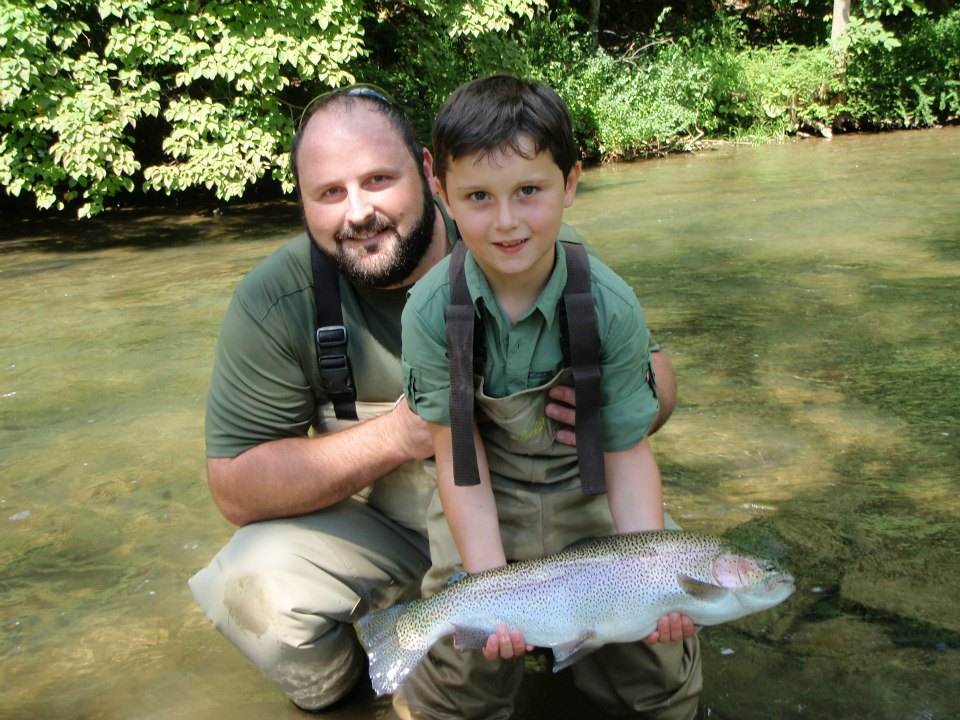 HomeWaters Fly Fishing: Planning a Guided Trip with Kids in Mind