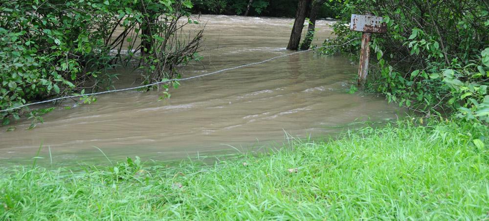Spruce Creek Flooding 2018