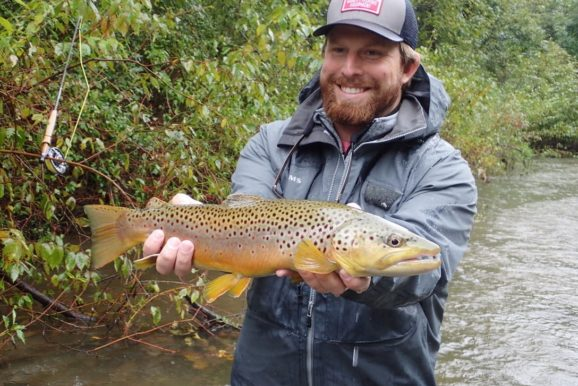 Fly Fishing Tips: How to Stay Dry & Comfortable on Rainy Days