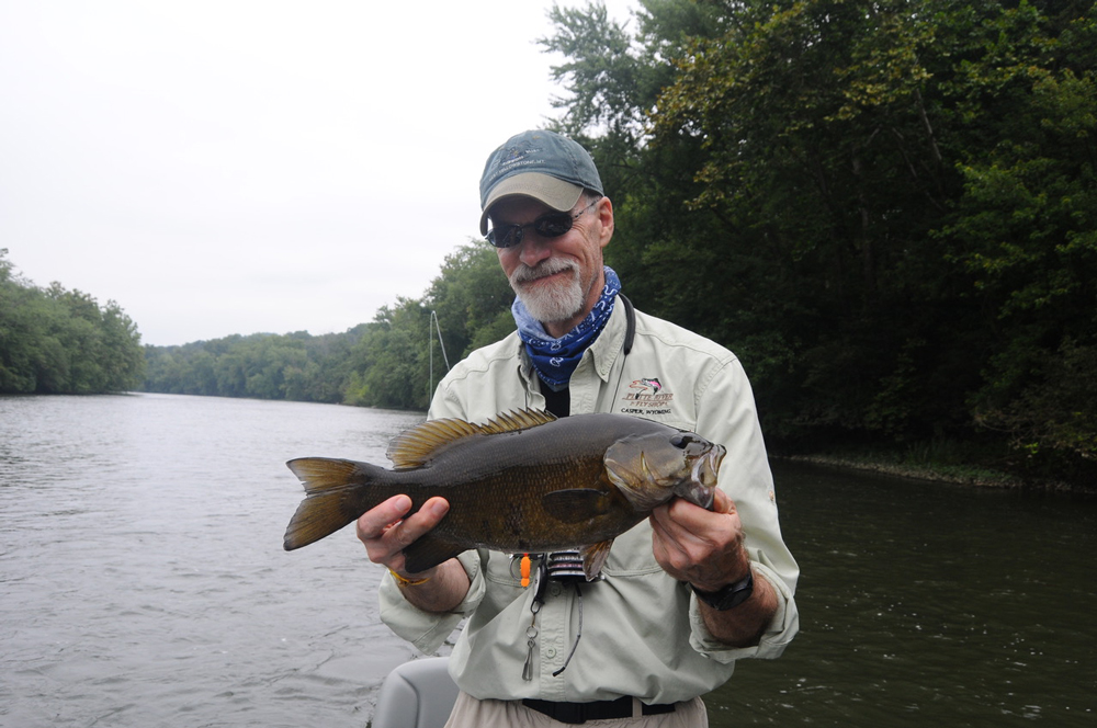 Answering Smallmouth Fishing Questions