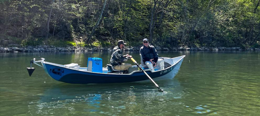 Smallmouth Float Trips: How Fishing From a Drift Boat Adds to the Experience